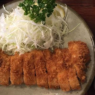 とんかつ定食(丸和)