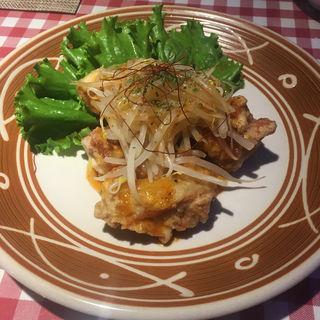 鶏の唐揚げベリーキムチ(ネンゴロヤ (NENGOROYA))