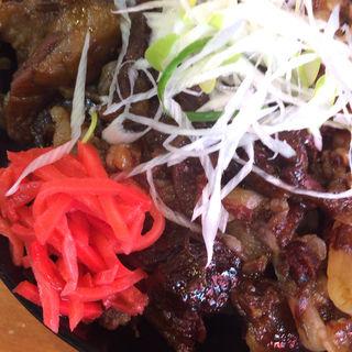 Wagyu丼(Gyudo! 中央駅店)