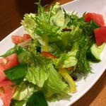 野菜のサラダ(GRILL KING (グリルキング))