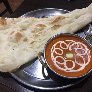 バターチキンカレー(アジアンキッチン (Asian Kitchen))