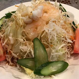 海鮮サラダ(加藤大飯店 )