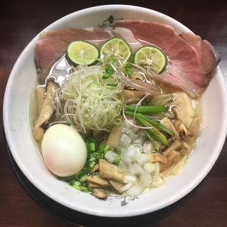 松茸の贅沢ラーメン(麺のようじ (【旧店名】大阪拳))