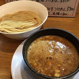 みそつけ麺(中華そば桐麺)