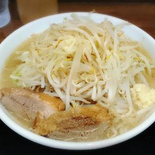 豚そば(全部多め) (麺や土門 (ドモン))