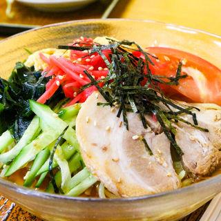 冷やし中華(島の湯食堂 )