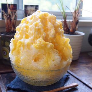 みっくすじゅーすかき氷(cocoo cafe (コクウカフェ))