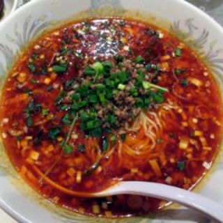 汁あり坦々麺(天府舫 (テンフファン))