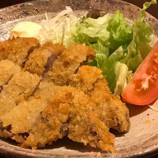 イベリコ豚トンカツ(和彩酒処 伊織 )
