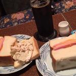 ハムチーズサンド(アメリカン )