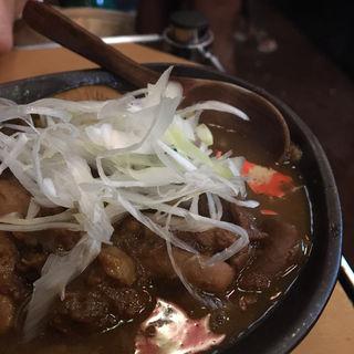 牛すじの煮込(クシヤキ酒場ヤリキ 上野総本店)
