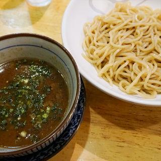 濃厚白湯スープと魚介和風だしのコラボスープ つけ麺(麺屋 光喜)