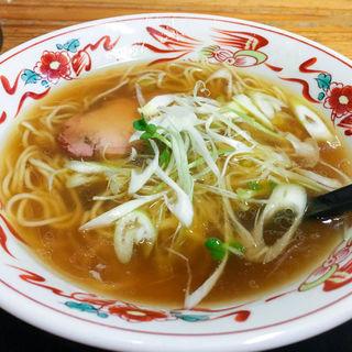 ラーメン(七輪鶏焼 近江屋 )