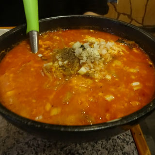 ユッケジャン麺(激辛)(ソウル食堂 )