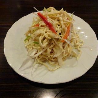 干し豆腐の千切り和え(Verdi Dining Restaurant (ヴェルディダイニングレストラン))