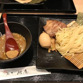 濃厚魚介つけ麺(麺酔い すする 結庵)