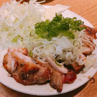 炭焼き鳥もも(鎌倉酒店 )