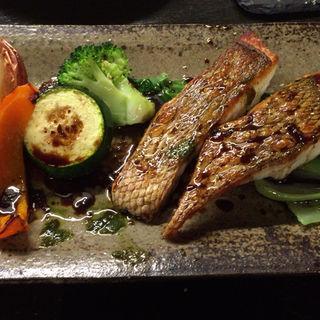 真鯛のフライパン焼き(バル日和)