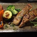 真鯛のフライパン焼き