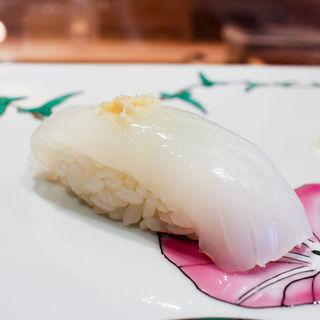 アカイカ(寿司栄 華やぎ )