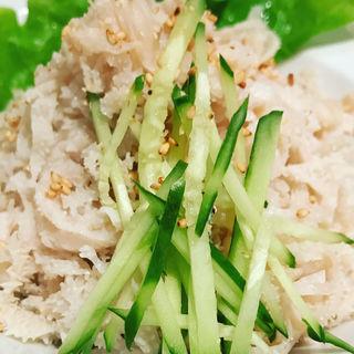 白センマイ刺し(焼肉ジャンボ 本郷店 )
