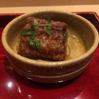 鰻の唐揚げ(銀座 しのはら)