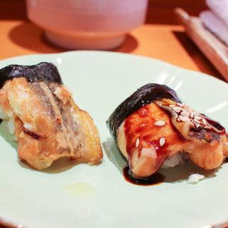 穴子(寿司栄 華やぎ )