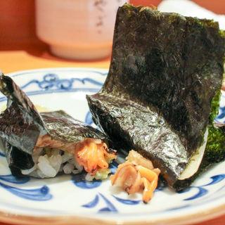 白貝(寿司栄 華やぎ )