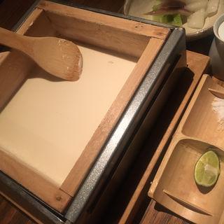 空野豆腐(豆腐料理 空野 渋谷店)