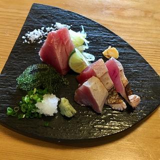 和食コース お造り(三日月 )
