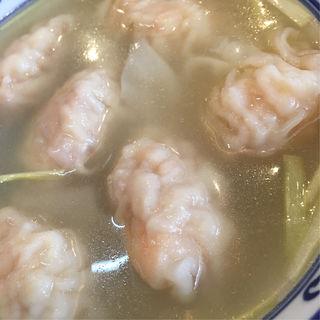 海老雲呑(南粤美食)
