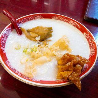 龍仙粥(馬さんの店 龍仙)