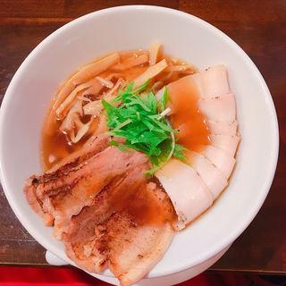 醤油煮卵(麺や風虎 )