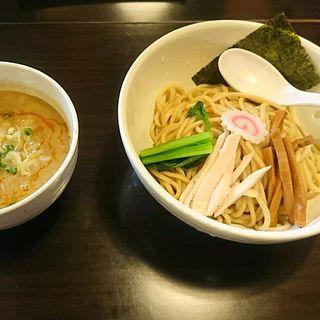 濃厚煮干しつけ麺(土日限定)(らぁめん つけめん 粋や (いなせや))