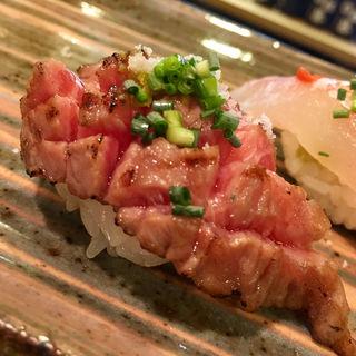 カマトロ炙り(たく海 )