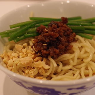 汁なし担々麺(飄香 麻布十番本店 (ラオシセン ピャオシャン))