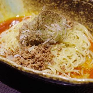 汁なし担担麺(中華そば くにまつ (國松))