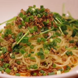 汁なし坦々麺(天府舫 (テンフファン))