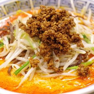 担々麺(希須林 担々麺屋 赤坂店 (キスリン タンタンメンヤ))