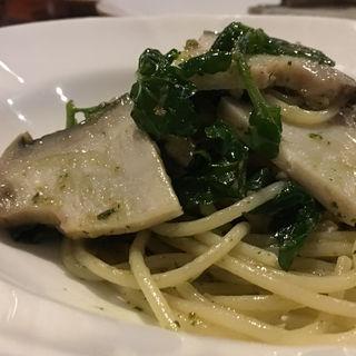 千葉県産黒鮑 バジリコ ケッパー風味のスパゲッティーニ(ダディーニ (DADINI))