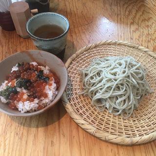 粗挽蕎麦(蕎麦 ふくあかり (ソバ フクアカリ))