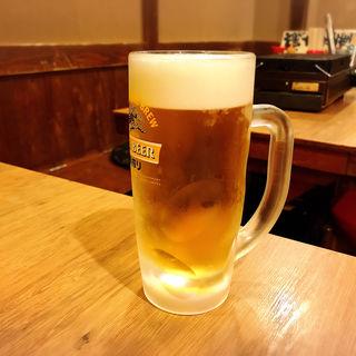 生ビール(磯丸水産 新宿3丁目店 )