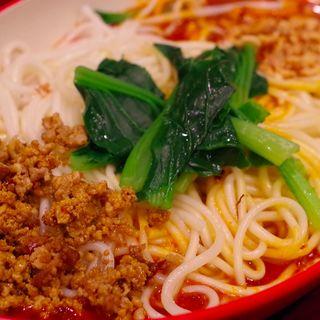 汁なし担麺(中国家庭料理 楊 2号店 (チュウゴクカテイリョウリヤン))