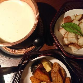 チーズフォンデュマリノスタイル(草木万里野 太田店 )