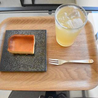 チーズケーキ(OPENDOORCOFFEE)