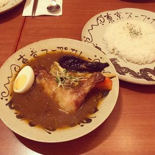 スープカレー(とり)(チャハヤ (Cahaya))