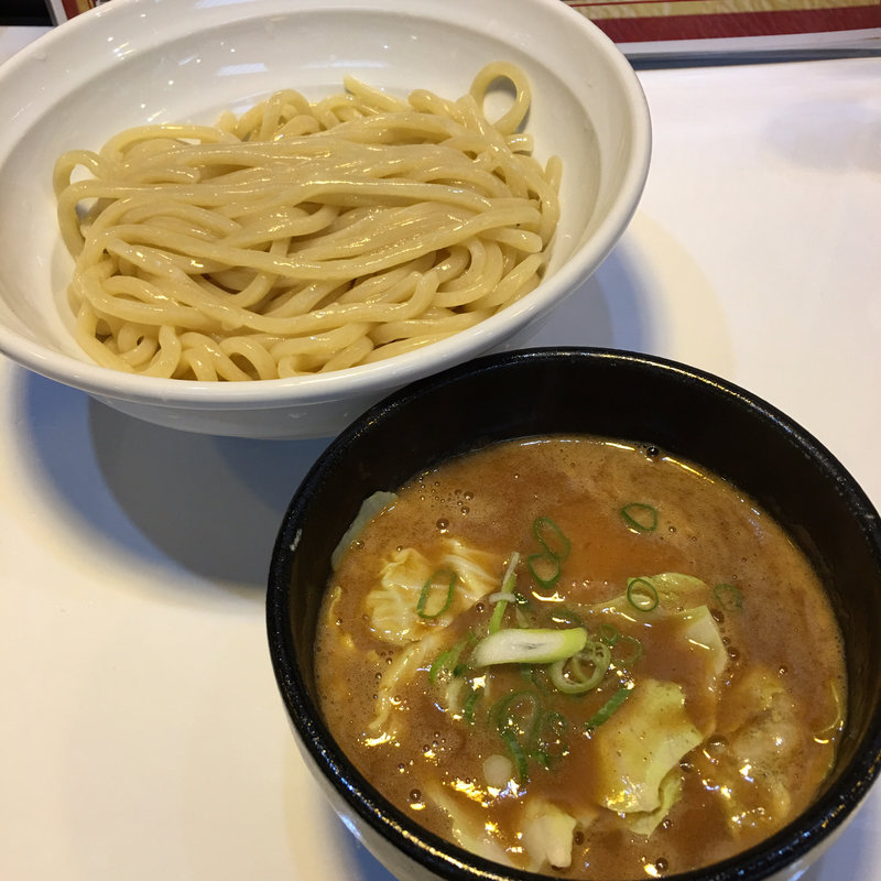 濃厚極つけ麺