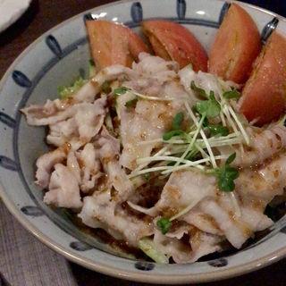 きばいやんせサラダ(霧島地鶏 きばいやんせ (きりしまじどり きばいやんせ))