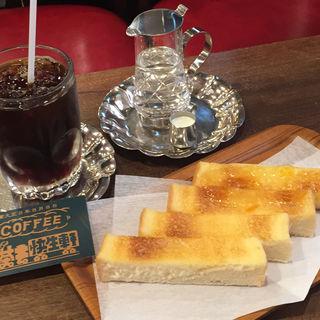 アイスコーヒー(喫茶去 快生軒 (キッサコ カイセイケン))