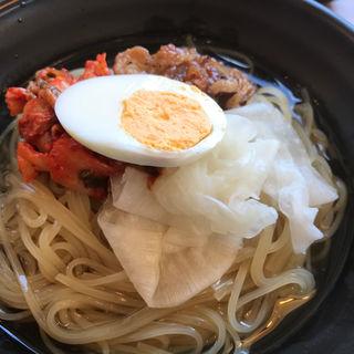 本気の冷麺(韓丼 山科店 (カンドン))